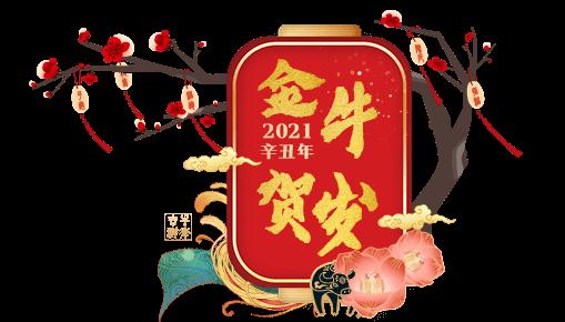 2021年新年春节