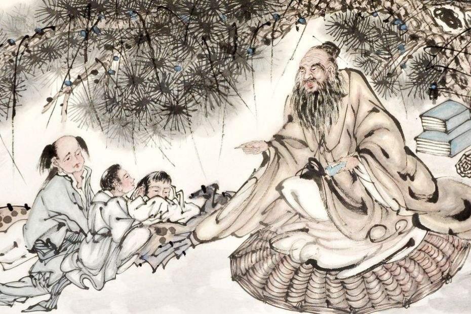 """孔子无意说出的""""脏话"""",竟道出老师们几千年来的心声!"""
